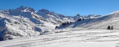 Bréche de Parozan - Beaufortain (Lumières Alpines) Tags: didier bonfils goodson goodson73 dgoodson lumieres alpines montagne mountain europa outside france francia alpes alps skiing alpine alpini snow neige beaufortain roche parstire ski rando