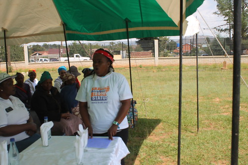 Lesotho Tuberculosis Day 2019