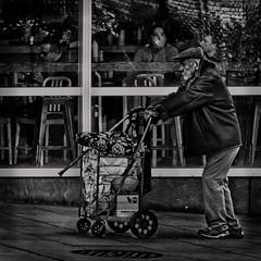 """How Much Indifference Towards The Poor And Needy Do Each Of Us Witness Every Day?"", George Washington University District, Washington Circle, Washington, D.C (Gerald L. Campbell) Tags: streetphotography street squareformat spirituality spiritualindifference socialdocumentary solidarity socialatomism socialjustice socialcommentary alienation aloneness bw blackwhite citylife community canonsx60hs dc digital dignity documentaryphotography freedom homelessness homeless indifference injustice inequality iphonexsmax reflections urbanphotography urban unitedstates washingtondc washingtoncircle yearning yeswecan"