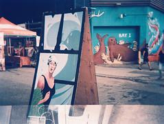 Holga_Rollei_CrossBird_000012 (joannewhiteart) Tags: holga rollei crossbird ilovefilm filmphotography muralfestvancouver muralfest2018 analogue streetphotography