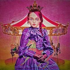 (Erika C. Brothers) Tags: surrealist dreams childhood carousel dreamscape fantasy surreal photomanipulation imaginary