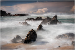 Stick to the Rules (Augmented Reality Images (Getty Contributor)) Tags: nisifilters beach benro canon cliffs clouds coastline islands isleoflewis landscape longexposure mangersta outerhebrides rocks sand scotland seascape spring storm sunshine water waves