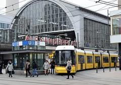 integrated (Harry McGregor) Tags: berlin city trams trains travel germany nikon d3300 harrymcgregor 26 february 2019 transport commuters