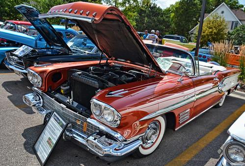 1958 Pontiac Bonneville