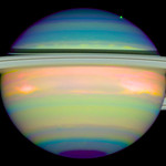 An Infrared View of Saturn thumbnail