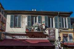 Bistro Facade with Camel, Vieux Nice (Peter Cook UK) Tags: france camel nice bistro 2019 facade south dazur cote vieux