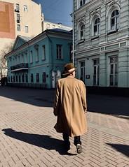 Arbat (kapitanovaph) Tags: streetstyle coat street man