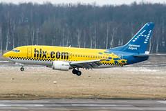 D-AHLI (PlanePixNase) Tags: hannover eddv haj aircraft airport planespotting langenhagen hlx boeing 737500