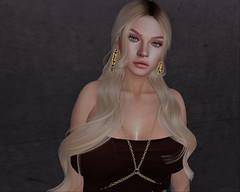 LAYLA SHAPE FOR LELUTKA AIDA[ SHEI SHAPES] (Shei_Shapes) Tags: sheishapes lelutka lelutkaaida mesh meshhead sl secondlife shape maitreya doux