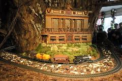 NYBG: Holiday Train Show - Grand Central Terminal (wallyg) Tags: appliedimagination bronx conservatory enidahauptconservatory hauptconservatory holidaytrainshow newyork newyorkbotanicalgarden newyorkcity ny nybg nybgholidaytrainshow nyc trainshow grandcentralterminal grandcentralstation