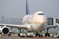 Boeing B747-87UF - HZ-AI4 - HAJ - 04.04.2019(2) (Matthias Schichta) Tags: haj hannover eddv hannoverlangenhagen boeing b7478f saudaarabianairlines hzai4