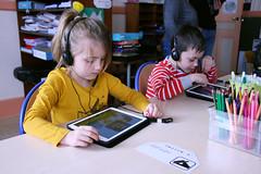 Atelier graphogame CP Rotonde © BB (4) (villenevers) Tags: rotonde tablette tablettes numérique enfant élève hootoo primaire école classe