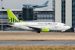 OY-APL (PlanePixNase) Tags: hannover eddv haj aircraft airport planespotting langenhagen dba 737500 boeing 737