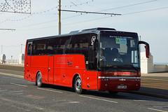 Swann, Blackpool (LA) - YJ07 JKK (WLT 694, YJ07 JKK) (peco59) Tags: yj07jkk wlt694 vdl daf sb4000 vanhool alizee swannblackpool swanntours swannscoaches psv pcv coach coaches ukcoachrally2019 ukcoachrally