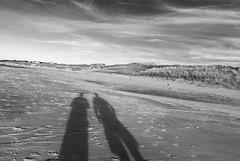 The Beach (Isodopoulos) Tags: beach new england ma mass massachusetts cape cod digital d80 wide angle nikon bw bnw black white
