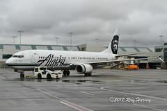 N402AS (320-ROC) Tags: alaska alaskaairlines n402as boeing737 boeing737900 boeing737900er boeing737990er boeing 737 737900 737900er 737990er b739 kpdx pdx portlandinternationalairport portland portlandairport oregon