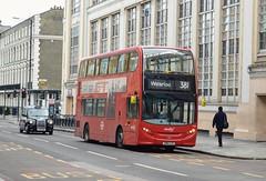 2430 SN61CYO (PD3.) Tags: london bus buses england uk sight seeing sightseeing abellio adl enviro 400 2430 sn61cyo sn61 cyo