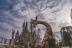 Alice in Wonderland (eHsuan) Tags: 上海 shanghai china a7iii a73 a7m3 taiwan 台灣 travel 旅行 旅遊 outdoor walk chinese 迪士尼 disney 漫威 marvel