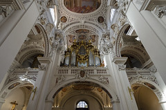 Europes Largest Pipe Organ (rschnaible) Tags: passau germany europe st stephens cathedral building architecture baroque circa 1688 old historical largest pipe organ