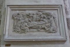 Blois, Loir-et-Cher: Dormition de la Vierge, XIIe siècle (Marie-Hélène Cingal) Tags: france centrevaldeloire loiretcher blois 41 baznīca église kirik iglesia church chiesa bažnyčia kirche kostol eliza bloie centre