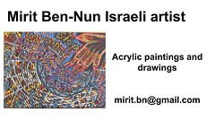Mirit Ben-Nun work of art paper works acrylic paintings drawings (female art work) Tags: material no borders rules by artist strong from language influence center art participates exhibition leading powerful model diferent special new world talented virtual gallery muse country outside solo group leader subject vision image drawing museum painting paintings drawings colors sale woman women female feminine draw paint creative decorative figurative studio facebook pinterest flicker galleries power body couple exhibit classic original famous style israel israeli mirit ben nun