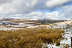 Saddleworth Moor, Marsden (Legoff1 (Craig Hutton)) Tags: light painting tunel longexposure magilight batman fish wings moors saddleworth landscape snow grass hills
