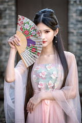 Rose (Francis.Ho) Tags: red rose chineseculture xt2 fujifilm girl woman female femme lady portrait people beauty pretty lips eyes hair face elegant glamour young sensuality fashion naturallight chinese daylight sunlight outdoor og250