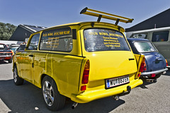 Trabant Combi 1.1 1990 (2098) (Le Photiste) Tags: clay vebautomibilwerkesachsenringzwickaugermandemocraticrepublicformerddr trabantcombi11 ct 1990 simplyyellow oddvehicle oddtransport rarevehicle germancar germanicon mostrelevant mostinteresting tullnaddonauaustria austria afeastformyeyes aphotographersview autofocus artisticimpressions alltypesoftransport anticando blinkagain beautifulcapture bestpeople'schoice bloodsweatandgear gearheads creativeimpuls cazadoresdeimágenes carscarscars canonflickraward digifotopro damncoolphotographers digitalcreations django'smaster friendsforever finegold fairplay fandevoitures greatphotographers groupecharlie peacetookovermyheart hairygitselite infinitexposure ineffable iqimagequality interesting livingwithmultiplesclerosisms lovelyflickr myfriendspictures mastersofcreativephotography niceasitgets photographers prophoto photographicworld planetearthbackintheday planetearthtransport photomix soe simplysuperb showcaseimages slowride simplythebest simplybecause thebestshot thepitstopshop theredgroup thelooklevel1red themachines transportofallkinds perfectview vividstriking wow wheelsanythingthatrolls yourbestoftoday perfect