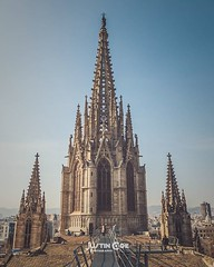 On my amazing visit to Barcelona Cathedral, they let you go to the top of the cathedral and take in the Amazing roof top views of Barcelona city. This is one of the main cathedral spires it also has two other bell towers. · · · · · #cathedrals #traveller (justin.photo.coe) Tags: ifttt instagram on amazing visit barcelona cathedral they let you go top take roof views city this is one main spires it has two other bell towers · cathedrals traveller barcelonacity barcelonainspira travelblogger barcelonagram catalunya instatravel barcelonaexperience travelphotography bcn traveler travelling travel barcelonalovers travelgram igersbarcelona traveling cathedralesaintpierre barcelonaturisme photography france cathedrale strasbourg cathedralenotredame architecture justinphotocoe