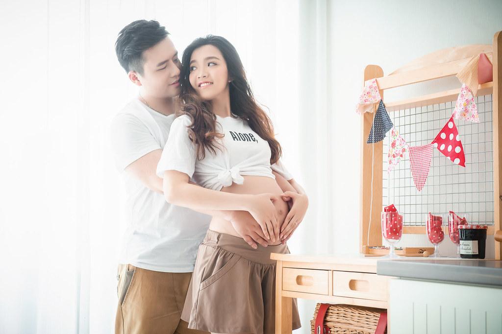 《孕婦寫真》承諺 & 米奇 / goodgood好拍市集