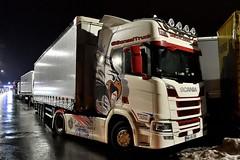 SLO - Sinkovec Transport Scania NG R500 HL (BonsaiTruck) Tags: sinkovec transport scania nacht night nuit lkw lastwagen lastzug truck trucks lorry lorries camion caminhoes