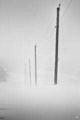 ''L'énergie!'' en campagne (pascaleforest) Tags: paysage landscape passion tu r nikon nature neige snow campagne winter hiver québec canada tempête storm bw nb noir blanc ambiance