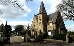 [72936] Batley Cemetery Lodge (Budby) Tags: batley westyorkshire kirklees cemetery lodge gatehouse victorian