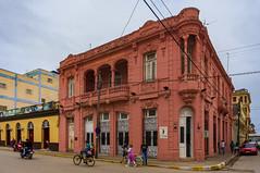 Eclectic city center of Sagua la Grande, Cuba 2019 (lezumbalaberenjena) Tags: sagua villas villa clara cuba 2019 lezumbalaberenjena architecture arquitectura eclectoca eclectic