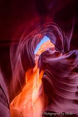 Slot Canyon (michaelheiner) Tags: naturephotography nature landscape arizona antelopecanyon canyon rocks southwest desert