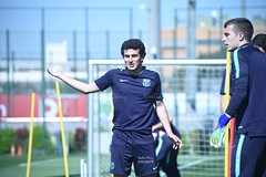DSC_0460 (Noelia Déniz) Tags: fcb barcelona barça masia planterfcb blaugrana azulgrana culé filial cantera previa entreno ebro segundab treino futebol fútbol football soccer