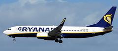 Boeing 737-8AS EI-EPB (707-348C) Tags: dublinairport dublin eidw passenger airliner jetliner boeing boeing737 ryanair ireland ryr dub 2011 b738 delivery eiepb