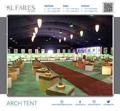 Arch Tents Manufacturers in Saudi Arabia Riayadh (alfarestents) Tags: tents arch exhibitions events corporatemeetings corporateevents wedding eventing dubai middleeast manufacturers riyadh saudi arabia
