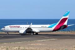 D-ABKM_02 (GH@BHD) Tags: dabkm boeing 737 738 737800 b737 b738 ew ewg eurowings ace gcrr arrecifeairport arrecife lanzarote aircraft aviation airliner