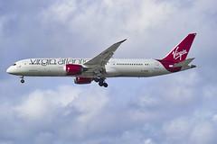 G-VOOH Virgin Atlantic Airways Boeing 787-9 Dreamliner (alex kerr photography) Tags: virginatlantic boeing rollsroyce 7879 dreamliner plne trent heathrow egll