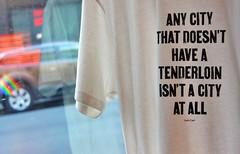 Tenderloin Truths (Darwin Bell) Tags: sfist