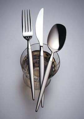 金属洋食器の写真