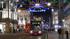 Last Year Under The Lights (londonbusexplorer) Tags: metroline west adl enviro 400 te951 lk58khu n207 uxbridge hayes by pass holborn tfl london buses