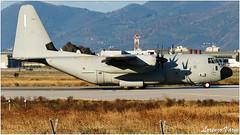(Sir George R. F. Edwards) Tags: psa lrp avgeek canon 7dmarkii aeronautica militare italy air force lockheed martin kc130j hercules