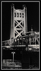TowerBridge_9303 (bjarne.winkler) Tags: tower bridge over sacramento river one early morning ca