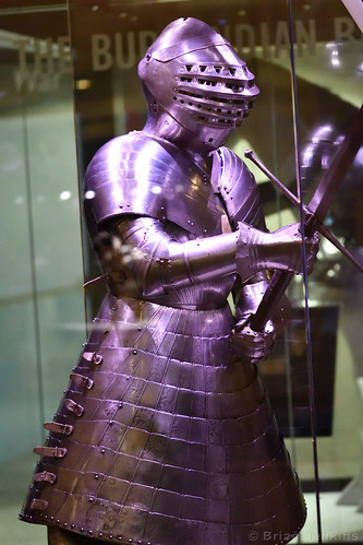 Henry VIII's Tonlet Armour (1520)