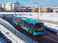 Mercedes Citaro C2 G - Le Met' 1353 (Pi Eye) Tags: bus autobus articulé metz tcrm tamm mettis lemet mercedes o530 citaro c2 citarog gelenk