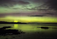 Priorities (SkyeWeasel) Tags: scotland skye aurora auroraborealis northernlights landscape seascape night sky broadfordbay longexposure ngc npc