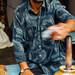 Lassi Vendor, Varanasi India