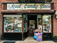 Raul Candy Store, East Village, NYC (James and Karla Murray Photography) Tags: storefront disappearingfaceofnewyork ahistorypreserved candystore